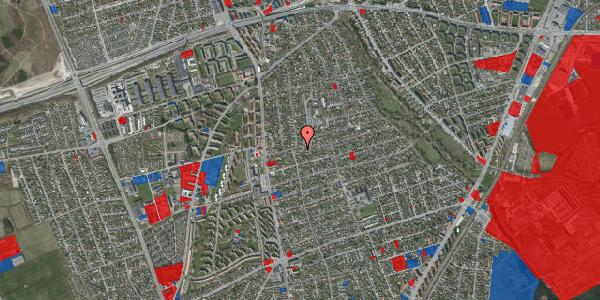 Jordforureningskort på Bjeverskov Alle 18, 2650 Hvidovre