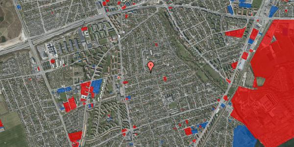 Jordforureningskort på Bjeverskov Alle 19, 2650 Hvidovre