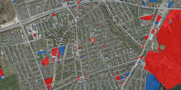 Jordforureningskort på Bjeverskov Alle 22C, 2650 Hvidovre