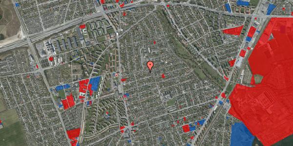 Jordforureningskort på Bjeverskov Alle 28, 2650 Hvidovre