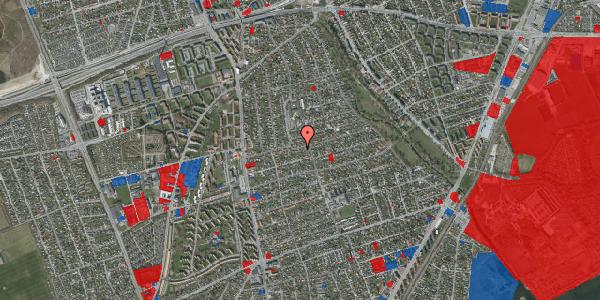 Jordforureningskort på Bjeverskov Alle 30, 2650 Hvidovre