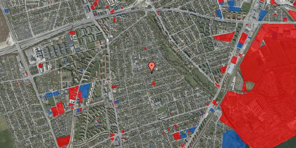 Jordforureningskort på Bjeverskov Alle 35, 2650 Hvidovre