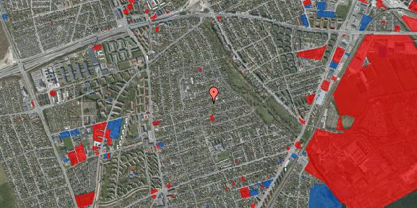 Jordforureningskort på Bjeverskov Alle 39, 2650 Hvidovre