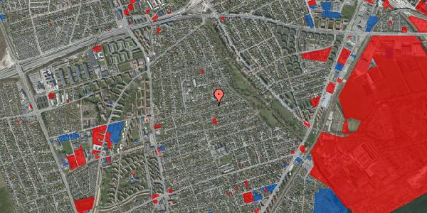 Jordforureningskort på Bjeverskov Alle 41, 2650 Hvidovre
