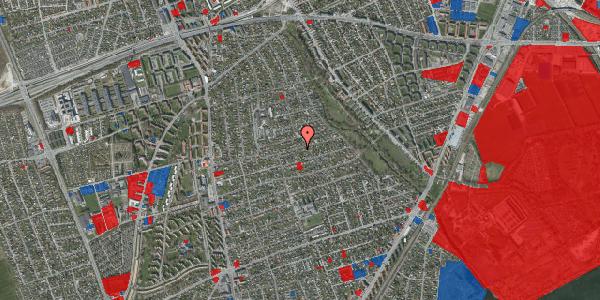Jordforureningskort på Bjeverskov Alle 46, 2650 Hvidovre
