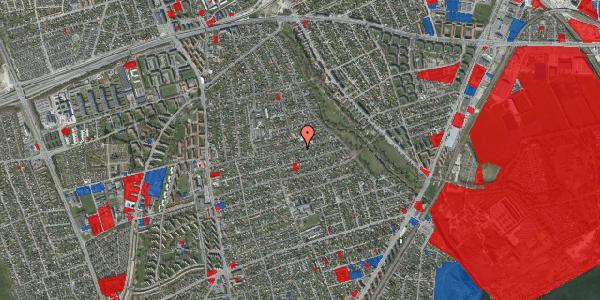Jordforureningskort på Bjeverskov Alle 48, 2650 Hvidovre