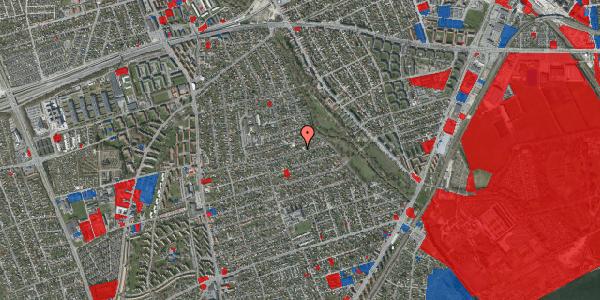 Jordforureningskort på Bjeverskov Alle 49, 2650 Hvidovre