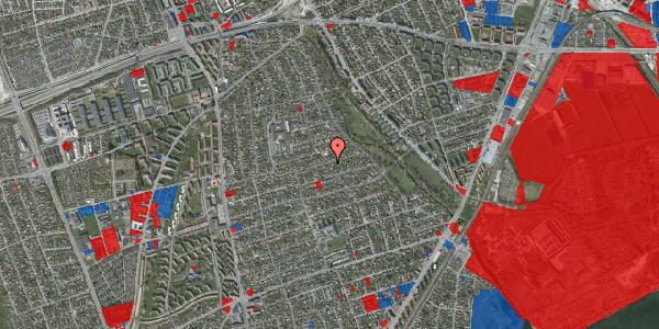 Jordforureningskort på Bjeverskov Alle 50, 2650 Hvidovre