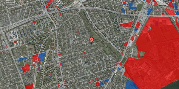 Jordforureningskort på Bjeverskov Alle 53, 2650 Hvidovre