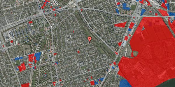 Jordforureningskort på Bjeverskov Alle 59, 2650 Hvidovre