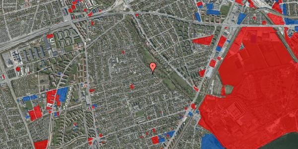 Jordforureningskort på Bjeverskov Alle 62, 2650 Hvidovre