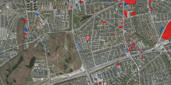 Jordforureningskort på Bliskær 14, 2650 Hvidovre