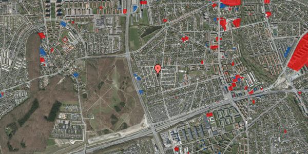 Jordforureningskort på Bliskær 15, 2650 Hvidovre