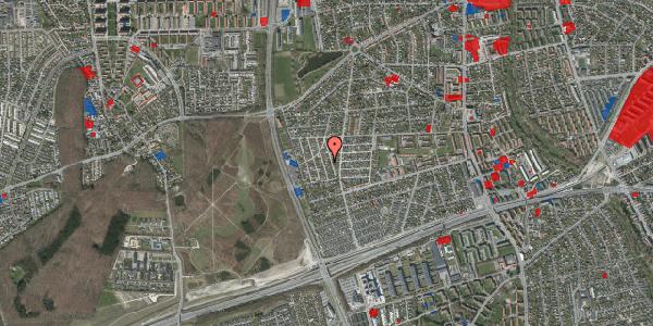 Jordforureningskort på Bliskær 17, 2650 Hvidovre