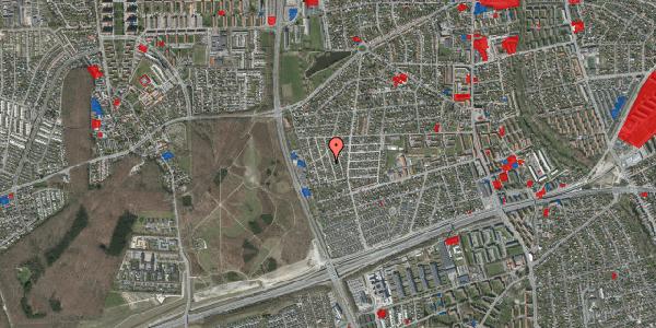 Jordforureningskort på Bliskær 20, 2650 Hvidovre