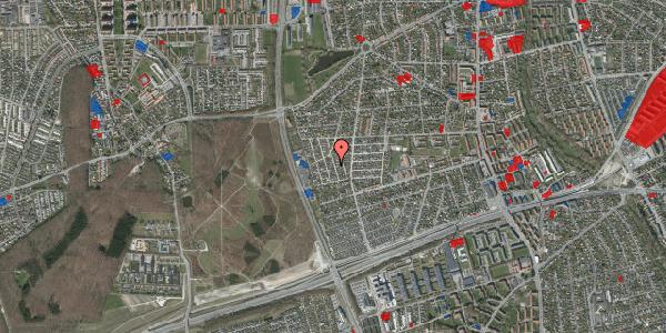 Jordforureningskort på Bliskær 22, 2650 Hvidovre