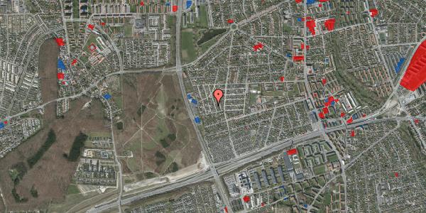 Jordforureningskort på Bliskær 26, 2650 Hvidovre