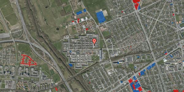 Jordforureningskort på Blytækkerporten 3B, 2650 Hvidovre
