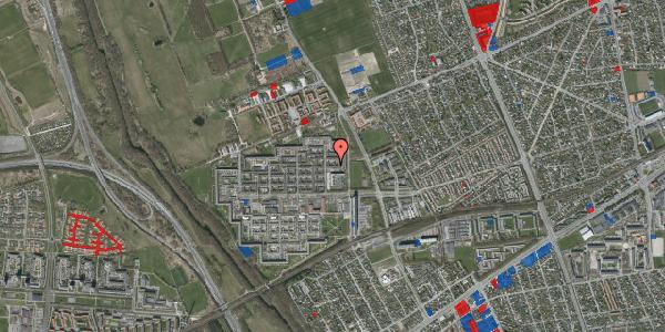 Jordforureningskort på Blytækkerporten 14, 2650 Hvidovre