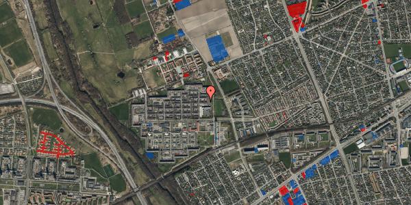 Jordforureningskort på Blytækkerporten 18A, 2650 Hvidovre