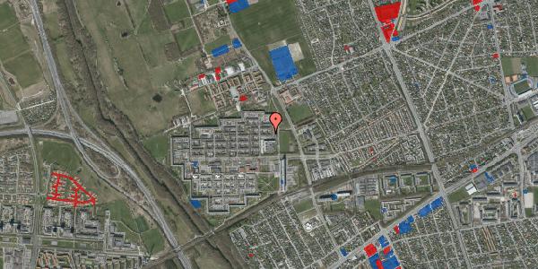 Jordforureningskort på Blytækkerporten 18B, 2650 Hvidovre