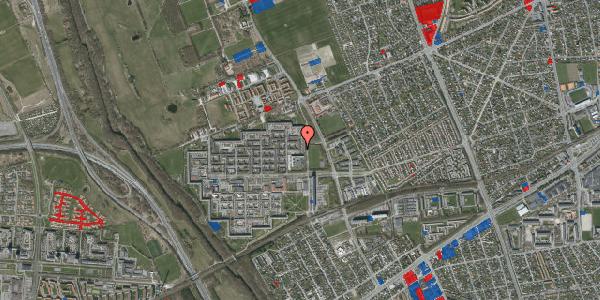 Jordforureningskort på Blytækkerporten 22, 2650 Hvidovre