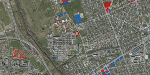 Jordforureningskort på Blytækkerporten 34, 2650 Hvidovre