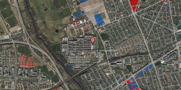 Jordforureningskort på Blytækkerporten 47, 2650 Hvidovre