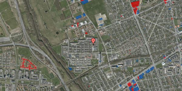 Jordforureningskort på Blytækkerporten 61, 2650 Hvidovre