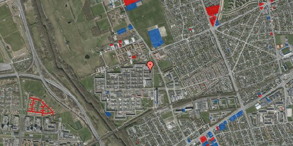 Jordforureningskort på Blytækkerporten 64, 2650 Hvidovre