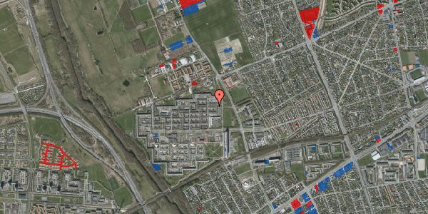 Jordforureningskort på Blytækkerporten 66A, 2650 Hvidovre