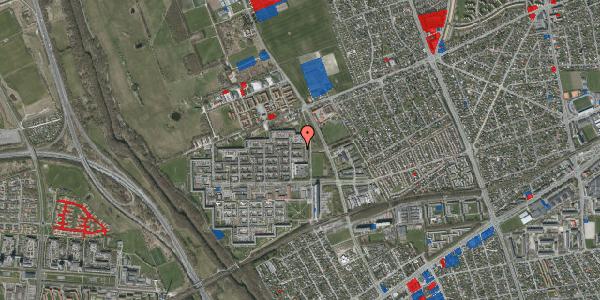 Jordforureningskort på Blytækkerporten 66B, 2650 Hvidovre