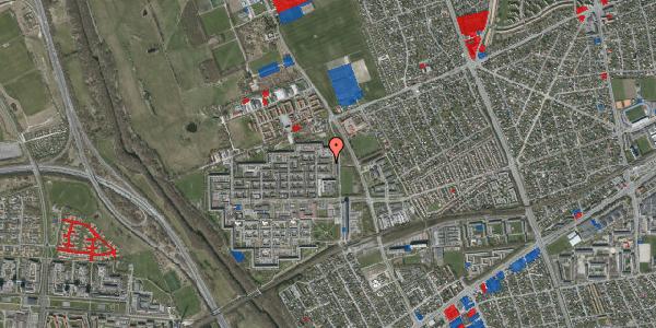 Jordforureningskort på Blytækkerporten 68, 2650 Hvidovre