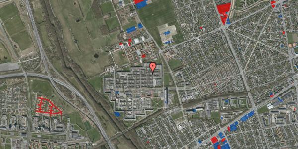 Jordforureningskort på Blytækkerporten 83A, 2650 Hvidovre
