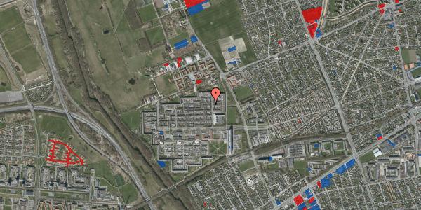 Jordforureningskort på Blytækkerporten 87, 2650 Hvidovre