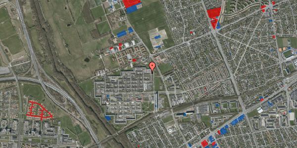 Jordforureningskort på Blytækkerporten 90, 2650 Hvidovre
