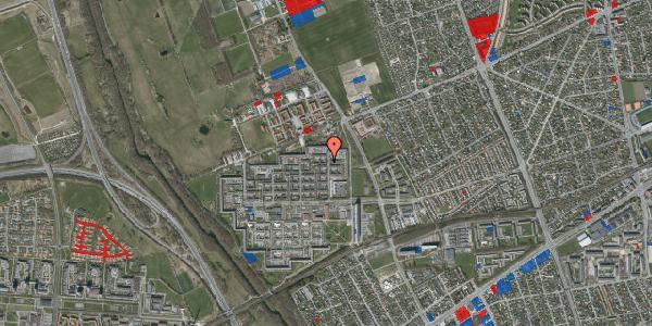 Jordforureningskort på Blytækkerporten 105A, 2650 Hvidovre