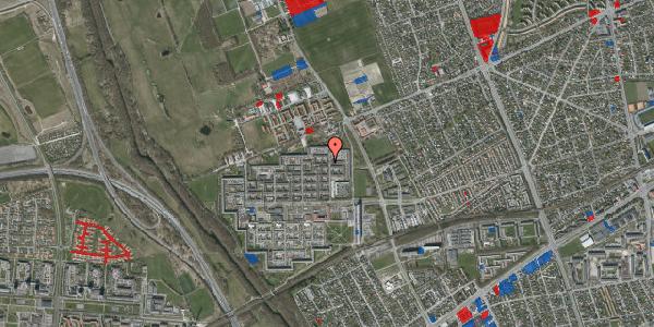 Jordforureningskort på Blytækkerporten 105B, 2650 Hvidovre