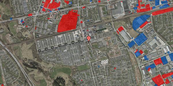 Jordforureningskort på Albertslundvej 51, st. mf, 2625 Vallensbæk