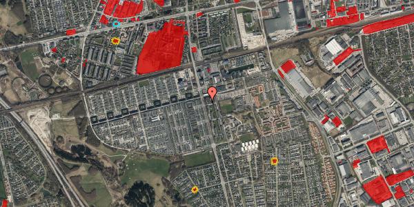 Jordforureningskort på Albertslundvej 55, st. tv, 2625 Vallensbæk