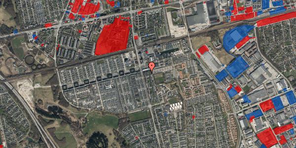 Jordforureningskort på Albertslundvej 59, st. mf, 2625 Vallensbæk