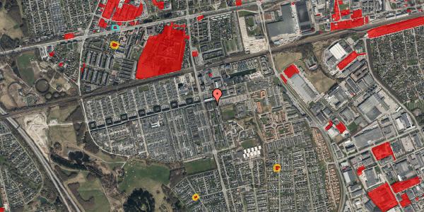 Jordforureningskort på Albertslundvej 59, 1. th, 2625 Vallensbæk