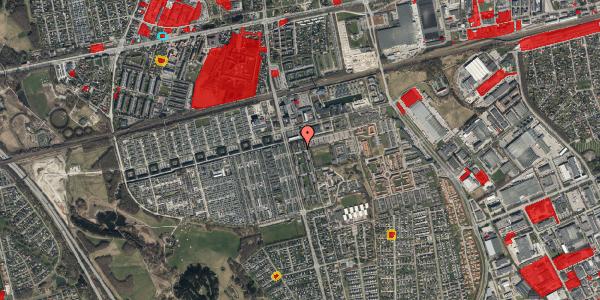 Jordforureningskort på Albertslundvej 61, 2. th, 2625 Vallensbæk