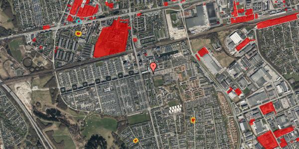 Jordforureningskort på Albertslundvej 63, st. th, 2625 Vallensbæk