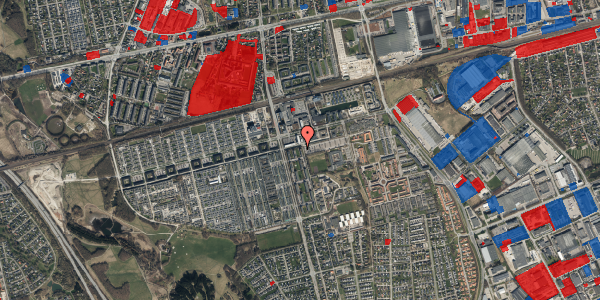 Jordforureningskort på Albertslundvej 63, 1. th, 2625 Vallensbæk