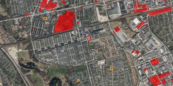 Jordforureningskort på Albertslundvej 65, 1. mf, 2625 Vallensbæk