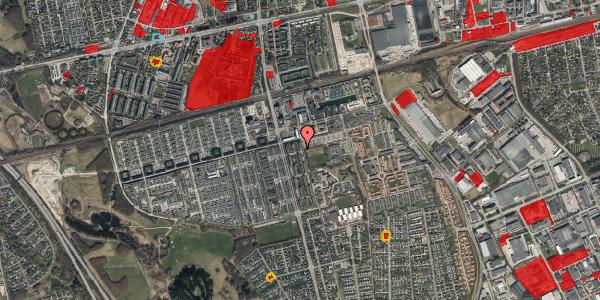 Jordforureningskort på Albertslundvej 67, 2. mf, 2625 Vallensbæk
