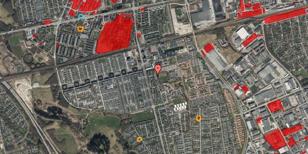 Jordforureningskort på Albertslundvej 75, st. mf, 2625 Vallensbæk