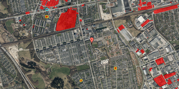 Jordforureningskort på Albertslundvej 75, 1. tv, 2625 Vallensbæk