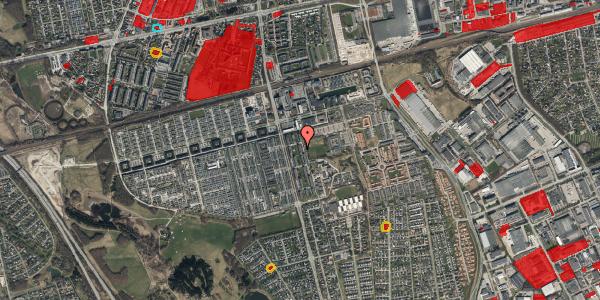 Jordforureningskort på Albertslundvej 77, st. mf, 2625 Vallensbæk